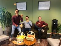 Immense steunt maatschappelijk project Fruitful Office