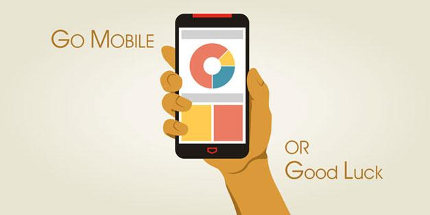 Google Local Search - go mobile or good luck