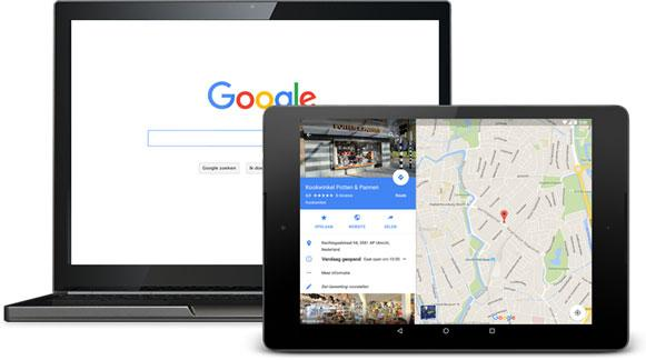 Google Local Search
